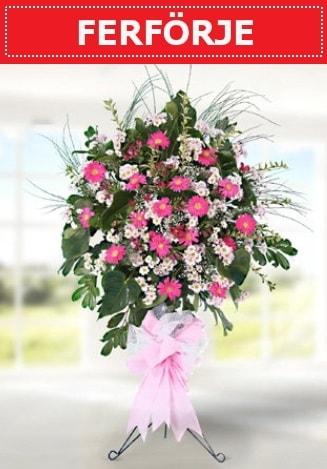 Ferförje düğün nikah açılış çiçeği  Bingöl Gölüm Çiçek çiçek yolla
